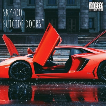 suicide doors cover art